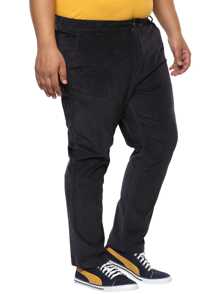 Grey Corduroy Trouser-2121