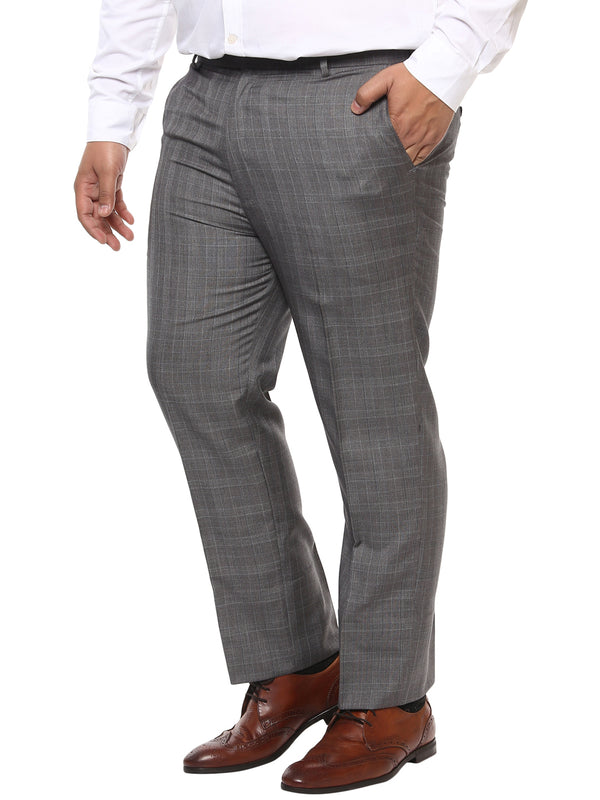 Fog Grey Formal Trouser-2208