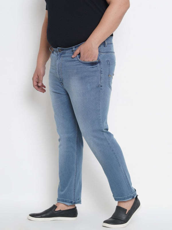 Clean Look Smart Fit Stretchable Jeans- 1259