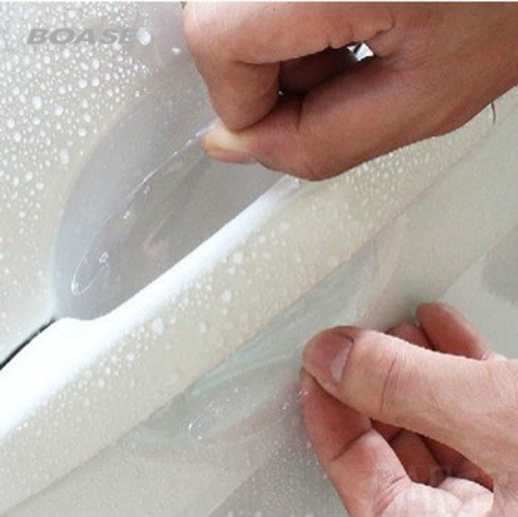 Protect Your Car Door Handles From Annoying Scratches With Our Universal Invisible Protectors