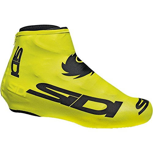 Sidi Chrono Shoe Covers (Yellow Fluo, XL)