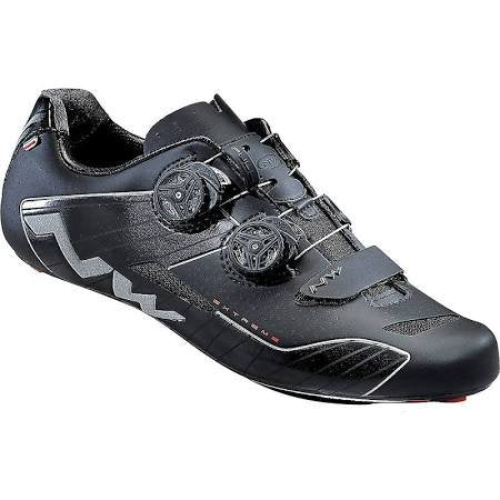 Northwave Extreme Cycling Shoe 2016 (Matte Black, 44)