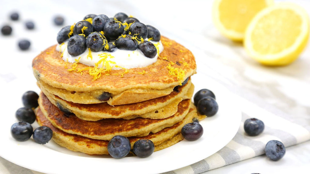 How To Video: Protein Pancakes