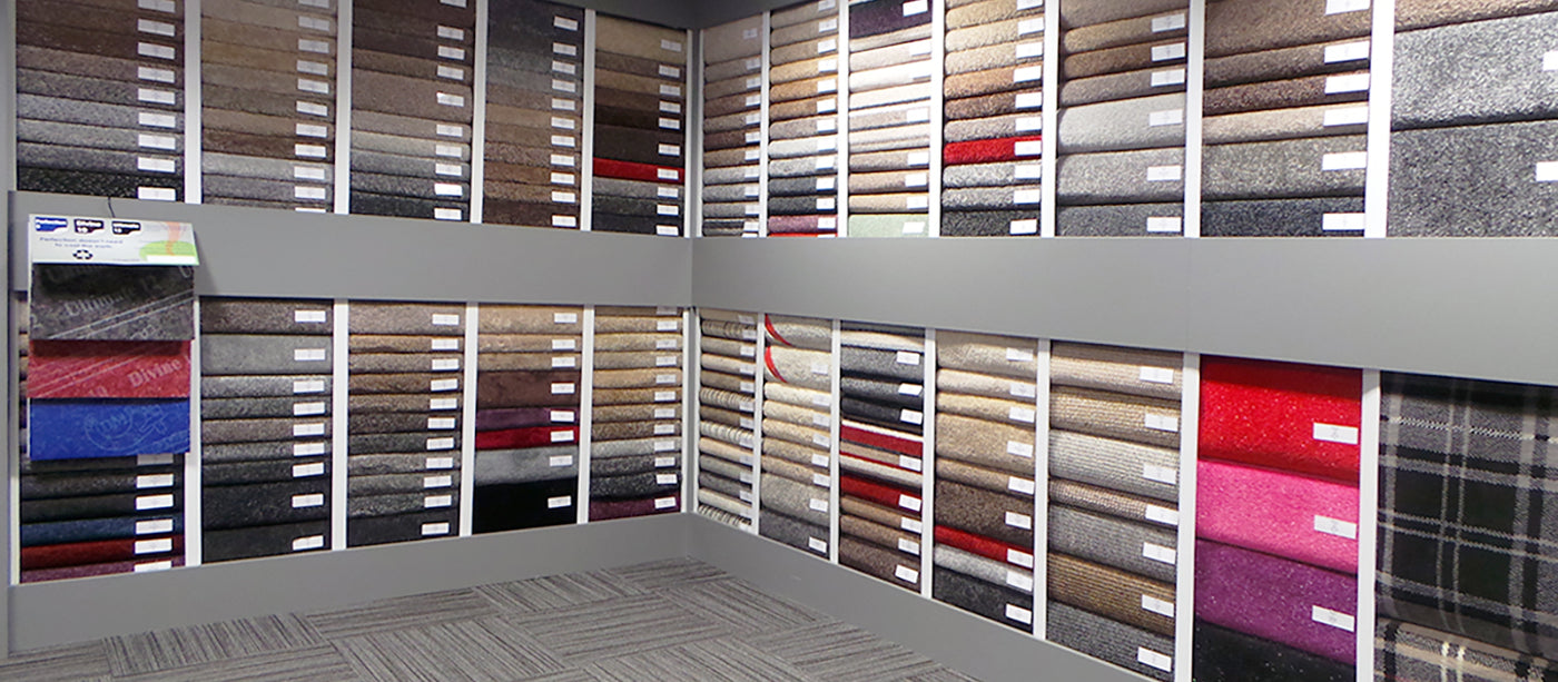 We are an independent flooring wholesaler
