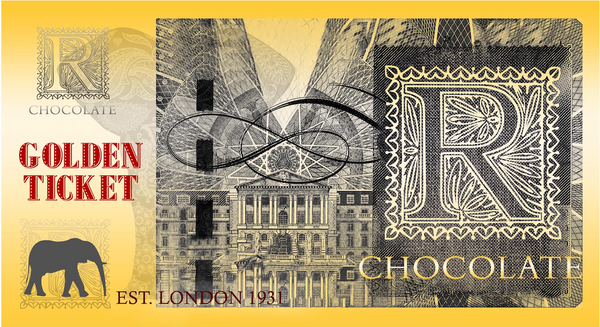 Calling all chocolate lovers…our Golden Ticket Draw started TODAY