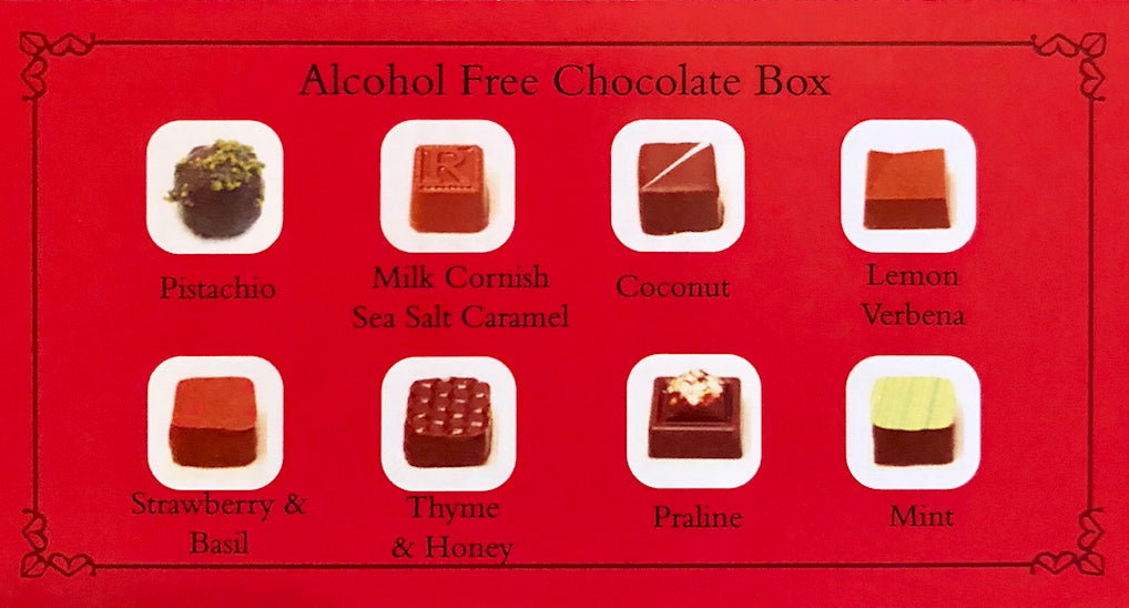 Alcohol Free Selection Box of 24