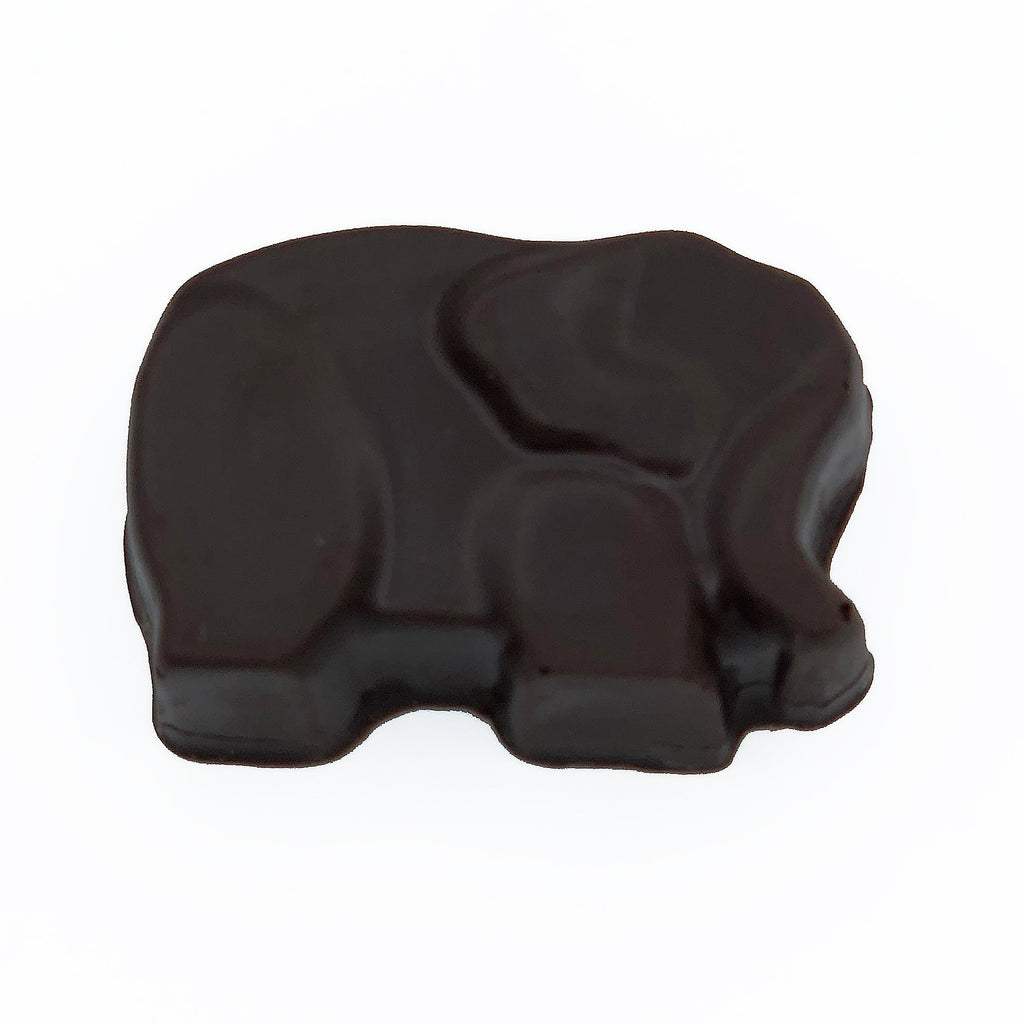 Sea Salt Caramel Elephant – Dark box of 6