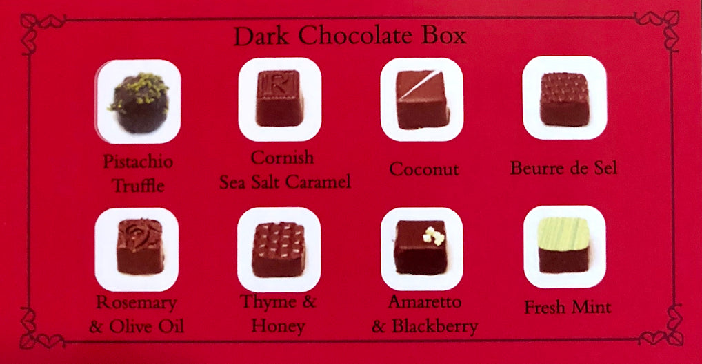 Dark Selection Box of 16