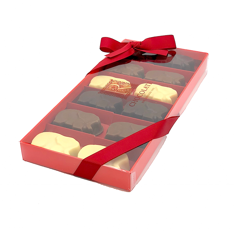 Sea Salt Caramel Elephant box of 12