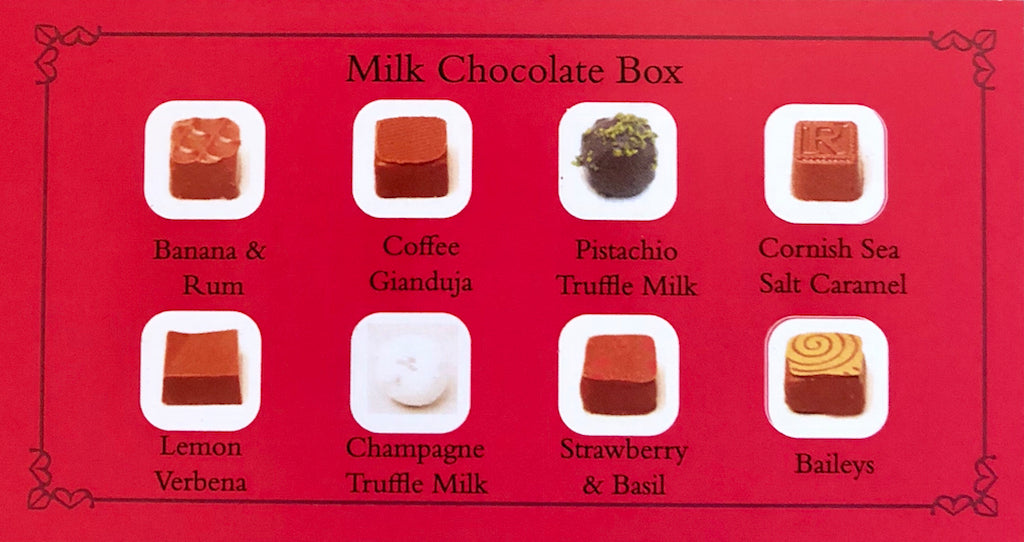Milk Selection Box of 36