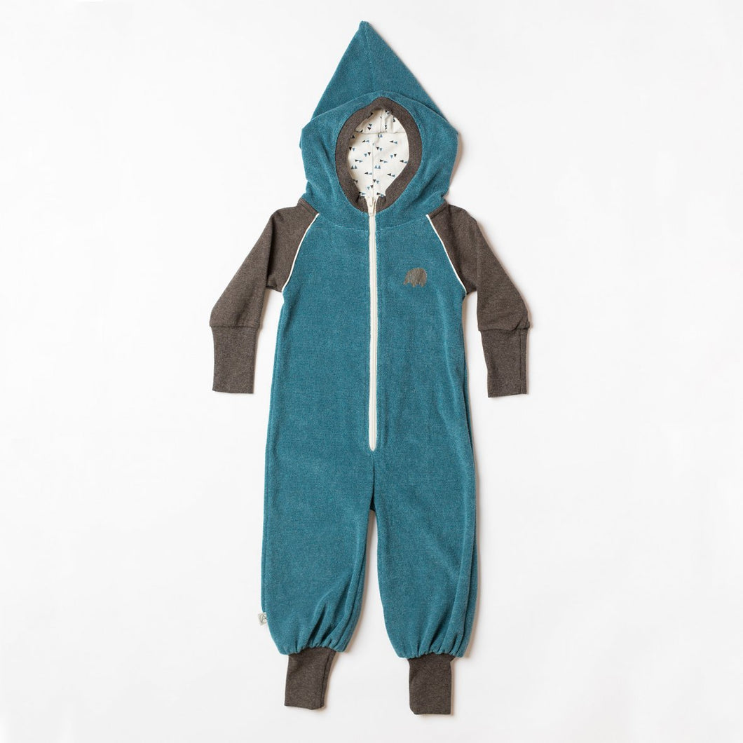 Albababy HULLIVER Jumpsuit - Lyons Blue Striped