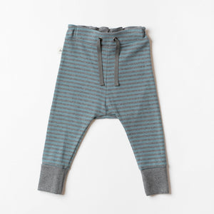 "Albababy 'FABO"" Baby Pants Bluestone Striped"