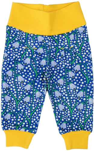 Duns Baby Pants in Blue Bluebells