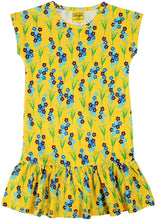 DUNS Summer 2018 | Forget me not, Yellow | Cap sleeve Dress