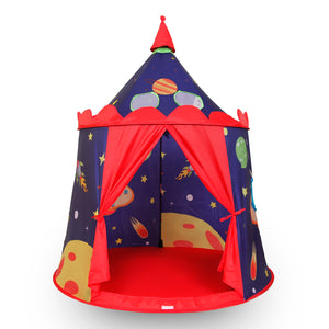 Alpika Spaceship Castle Playhouse