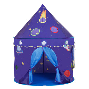 Alpika Space Castle Tent Purple