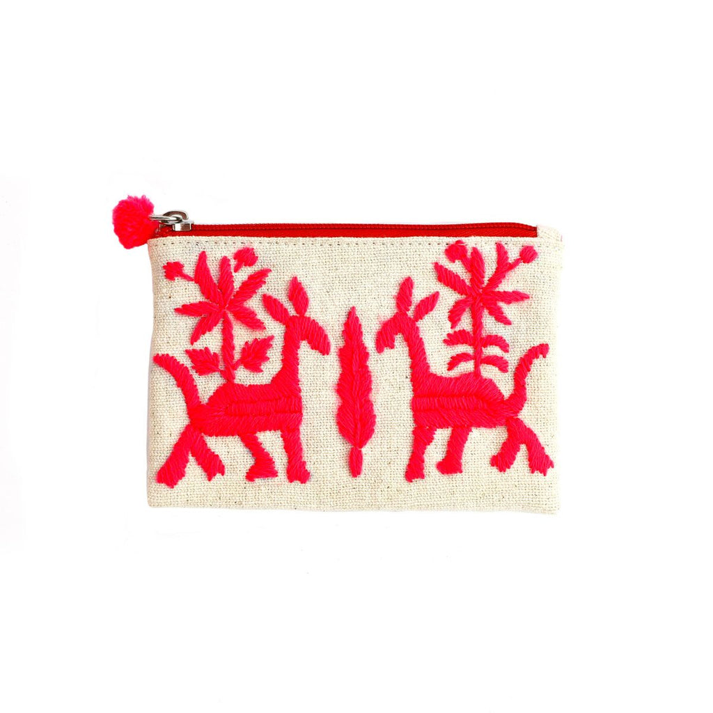 Inca Coin Purse
