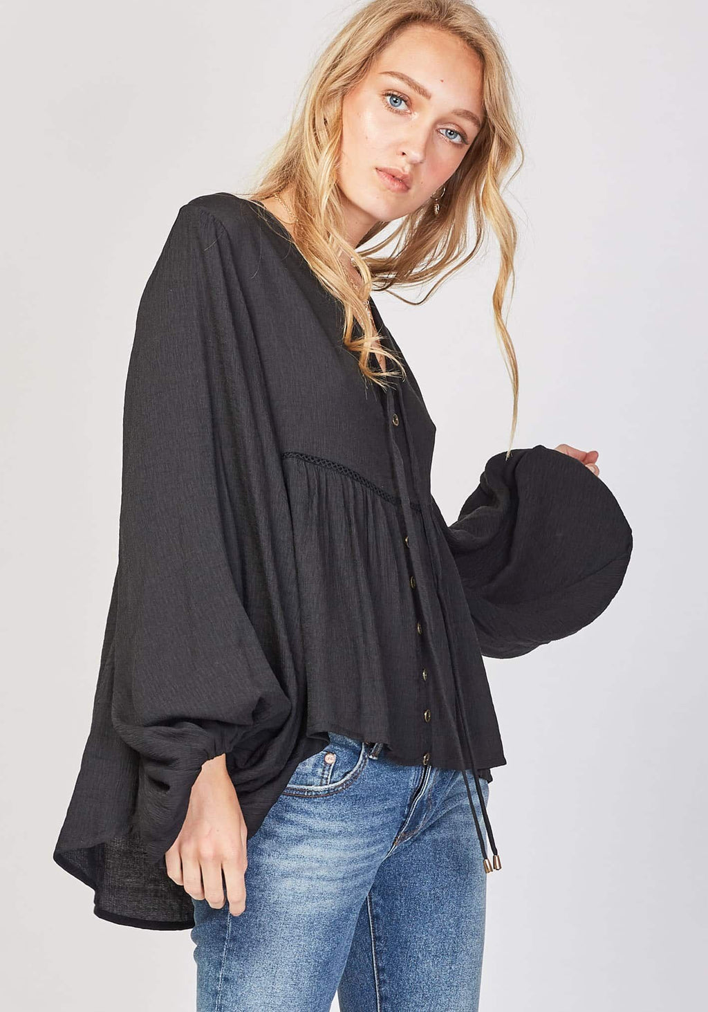 Barrymore Blouse