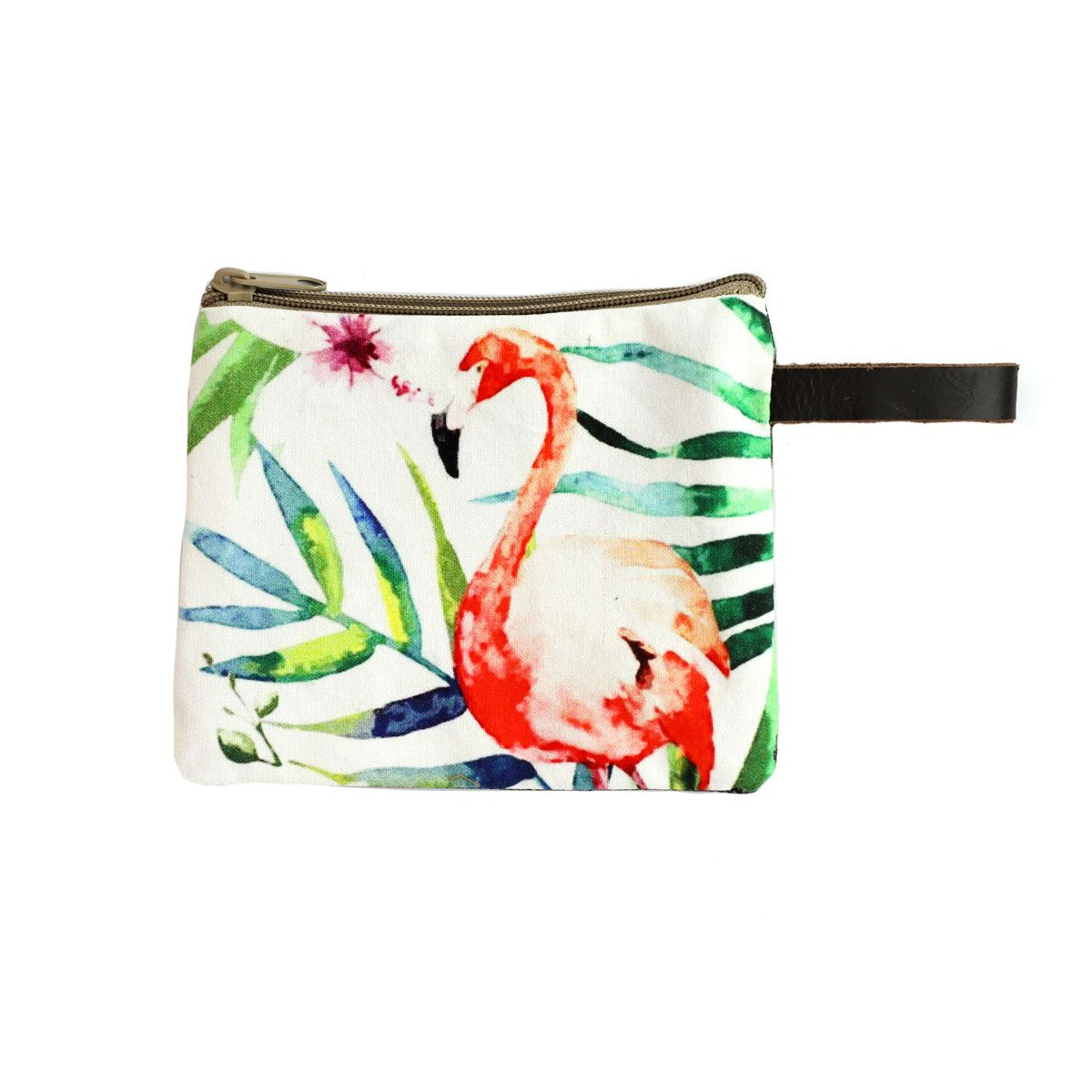 Tropical Coin Purse