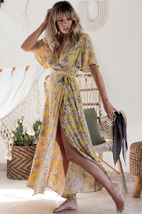Talulah Wrap Dress