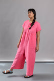 Sahara Jumpsuit - Watermelon