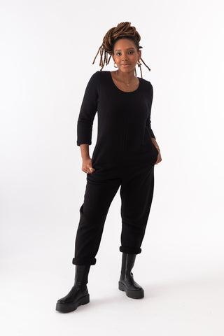 Maia Jumpsuit - Black