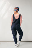 Poppy Jumpsuit - Midnight Navy