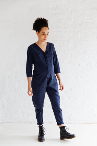 Boilersuit - Navy (PRE ORDER)