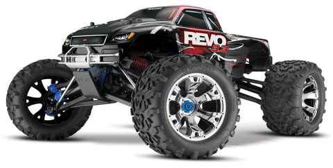 Traxxas RTR 1/8 Monster Revo 3.3 4WD Monster Truck 2.4GHz (Colors May Vary)
