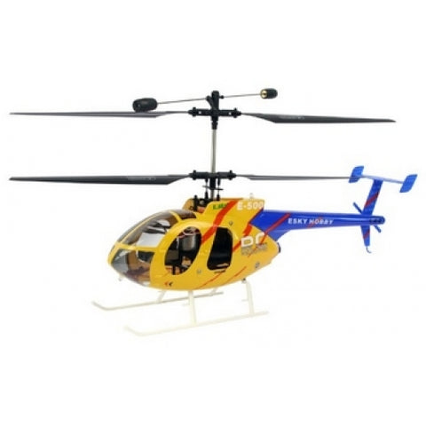 Esky 2.4Ghz E500 Outdoor 4-Channel Co-Axial RC Helicopter