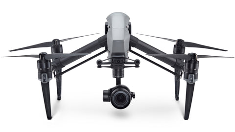 DJI Inspire 2 with Licence