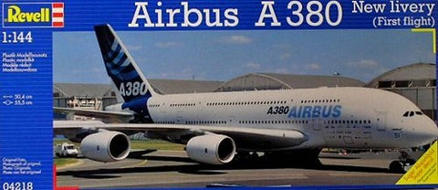 Revell Airbus A380 First Flight 1/144