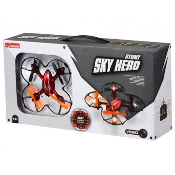 XinXun Stunt Sky Hero Quadcopter
