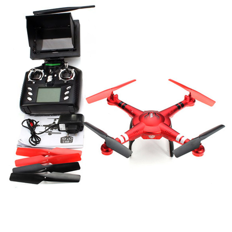 WL Toys Q222G with FPV Camera & Screen