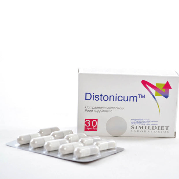 Simildiet- Distonicum Food Supplements- 30 Capsules