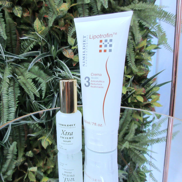 Emilee Hembrow's Duo <3 (Lipotrofin Cellulite Cream and Xtra Facelift Serum)