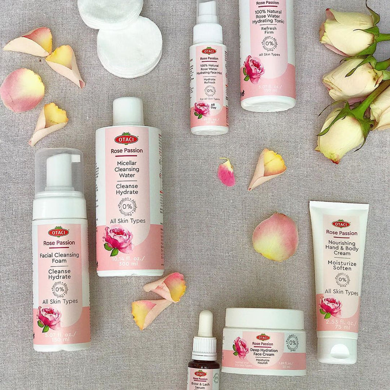 New Arrival Otaci Rose Passion, Rose Water Skincare line