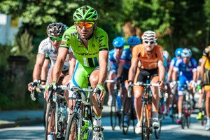 Nutrition tips for a fast recovery during multi-stage events