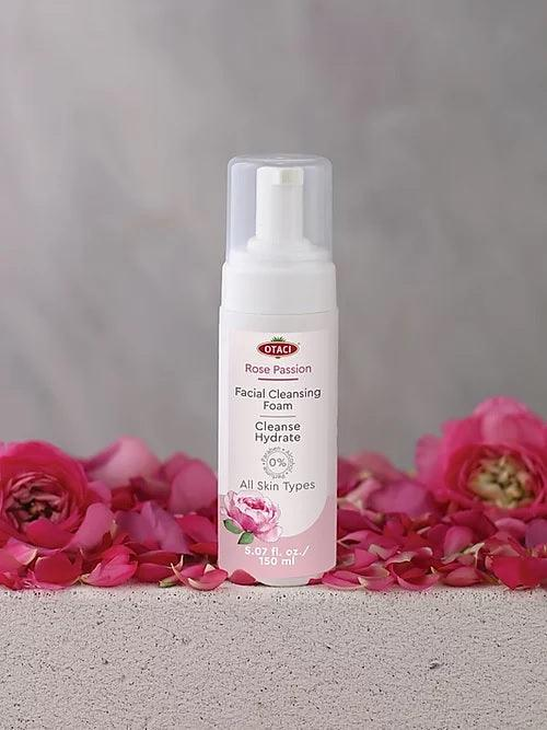 Otaci natural Rose Water Face wash facial cleanser
