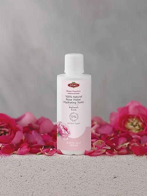 Rose water face toner by Otaci
