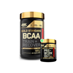 Optimum Nutrition Gold Standard BCAA + Pre Workout