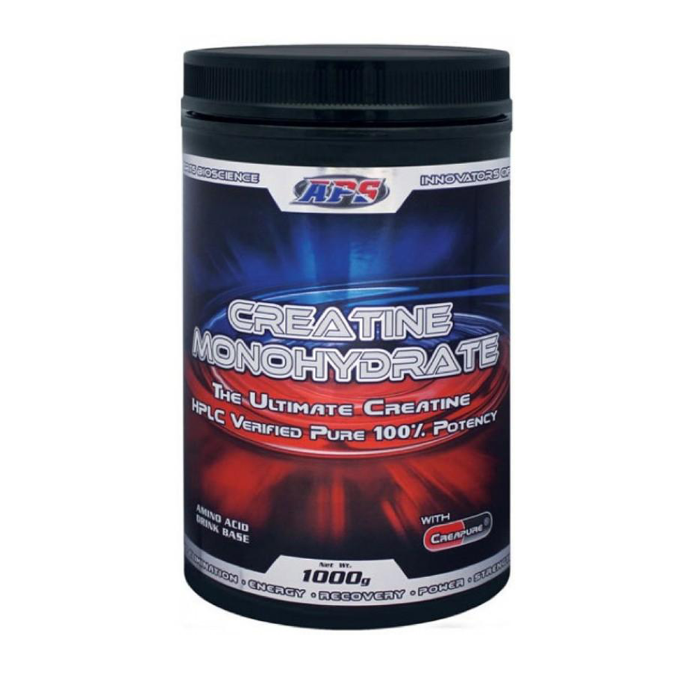 APS Creatine Monohydrate HPLC Verified 100% (1KG)