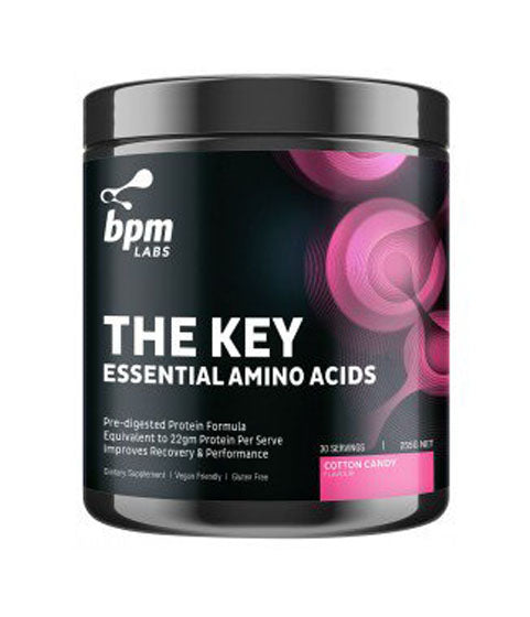 The Key by BPM Labs BCAA's & EAA's (30 serve)