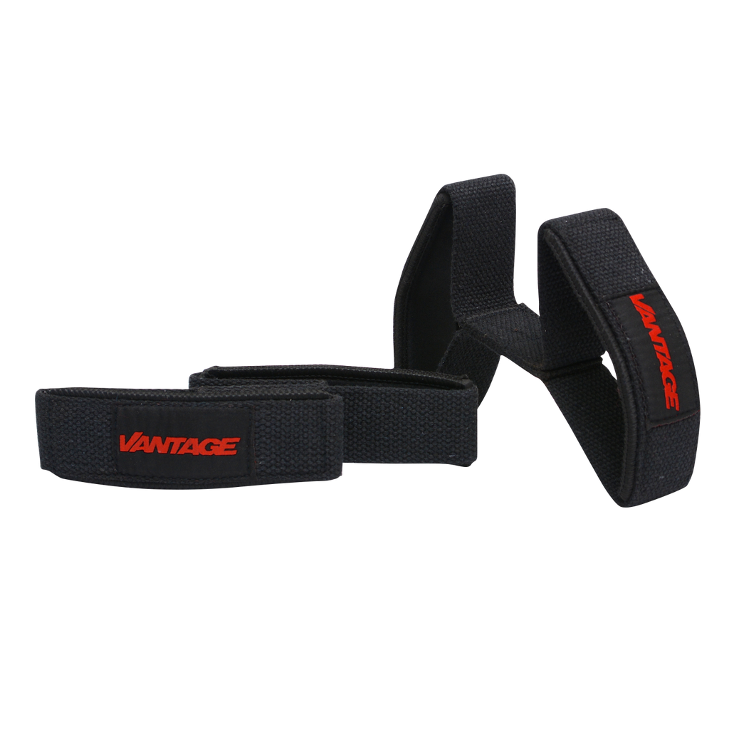 VANTAGE STRENGTH - Double Loop Lifting Straps