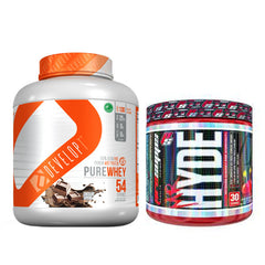 DEVELOPT - PUREWHEY + MR. HYDE PRE-WORKOUT BY PROSUPPS
