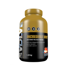 EVOLVE Incredible Whey