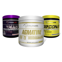 Platinum Labs Phenomenal Pumps: Anabolic Triad + Agmatine + Decon1