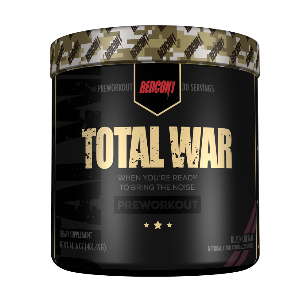 REDCON1 Total War Pre-Workout (30 Serve)