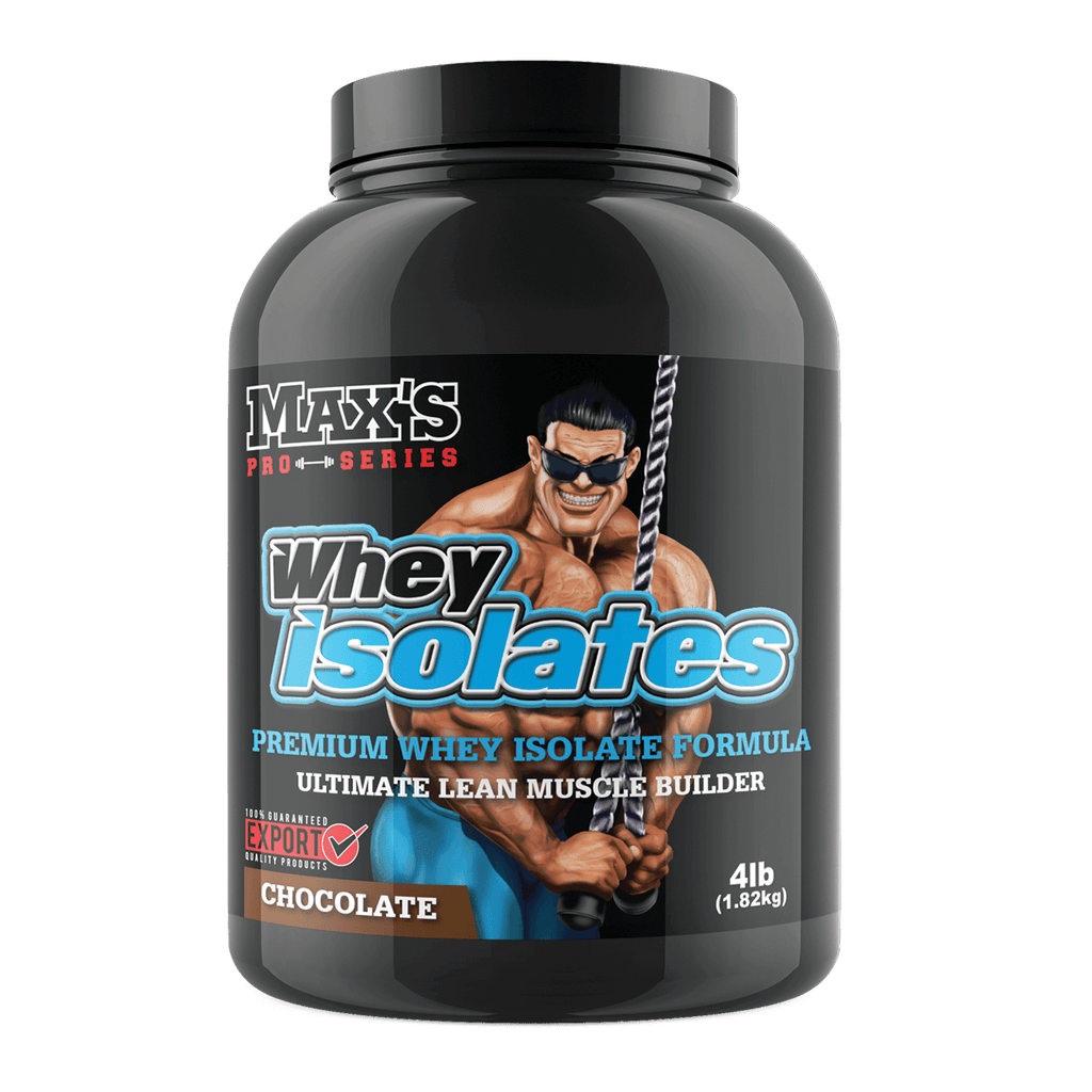 WHEY ISOLATES *NEW*