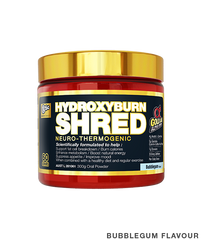 BSc HydroxyBurn Shred Neuro - Thermogenic 60 Serves